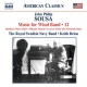 Sousa, J.p. Music For Wind Band 12