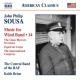 Sousa, J.p. Music For Wind Band 14