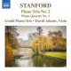 Stanford, C.v. Piano Trio No.2