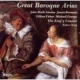 Various Famous Baroque Arias