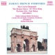 V  /  A CD Famous French Overtures