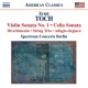 Toch, E. Violin Sonata No.1/Cello
