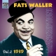 Waller, Fats 1939 Transcriptions