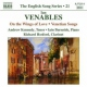 Venables CD On the Wings of Love