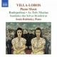 Villa-lobos, H. Piano Music Vol.6