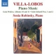 Villa-lobos, H. Piano Music Vol.8