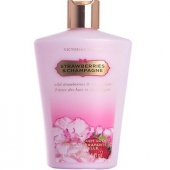 Victoria´s Secret: Strawberries & Champagne - tělové mléko 250ml (žena)