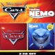 Various Cars / Finding Nemo