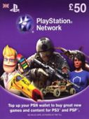 Sony Playstation Network Card - 1000 kč (PS4/PS3/PSP/PSVita)