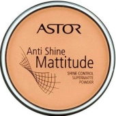 Astor: Anti Shine Mattitude Powder  /003/ - make-up 14g (žena)