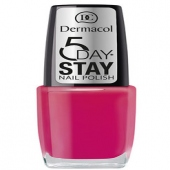 Dermacol: 5 Day Stay Nail Polish  /02/ - lak na nehty 10ml (žena)