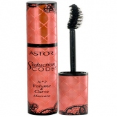 Astor: Seduction Codes No2 Volume & Curve Mascara  /Black/ - Řasenka 10,5ml (žena)