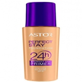 Astor: Perfect Stay Foundation 24h + Primer SPF20  /200 Nude/ - make-up 30ml (žena)