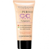 Bourjois Paris: 123 Perfect CC Cream  /34 Bronze/ - make-up 30ml (žena)