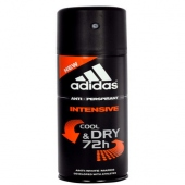 Adidas: Intensive Cool & Dry 72h - antiperspirant 150ml (muž)