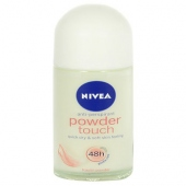 Nivea: Powder Touch Anti-perspirant Roll-on 48H - roll-on 50ml (žena)