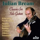 Bream, Julian Music For Solo Guitar