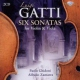 Gatti, L. Six Sonatas For Violin &