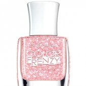 Sally Hansen: Color Frenzy Nail Color  /340 Red White & Hue/ - lak na nehty 11,8ml (žena)