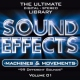 Sound Effects Sound Effects 1 -Machines