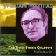 Mathias, W. Three String Quartets