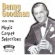 Goodman, Benny Magic Carpet Selections