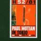 Motian, Paul In Tokio