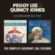 Lee, Peggy & Quincy Jones CD Blues Cross and If You Go