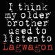Lag Wagon I Think My Older.. [LP]