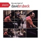Brubeck, Dave Playlist: Very Best of
