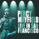 Mayfield, Percy Live In San Francisco