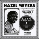 Meyers, Hazel Vol.1 1923 - 1924