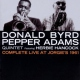 Byrd, Donald & Pepper Ada Complete Live At Jorgie´s