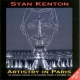 Kenton, Stan Artistry In Paris