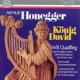 Honegger, A. Koenig David