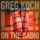 Koch, Greg & Other Bad Me Live On the Radio