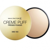Max Factor: Creme Puff Pressed Powder  /50 Natural/ - make-up 21g (žena)