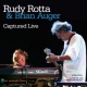 Rotta, Rudy & Brian Auger Captured Live