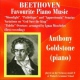 Beethoven, L. Van Favourite Piano Music