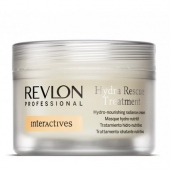 Revlon: Interactives Hydra Rescue Treatment - maska na vlasy 750ml (žena)