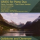 Goldstone / Clemmow Grieg For Piano Duo