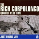 Corpolongo, Rich -quartet Just Found Joy