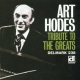 Hodes, Art Tribute To the Greats