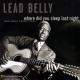 Leadbelly Where Did You Sleep Last