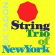 String Trio Of New York Octagon