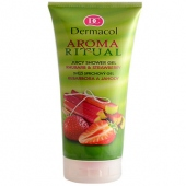 Dermacol: Aroma Ritual Shower Gel Rhubarb&Strawberry - sprchový gel 250ml (žena)