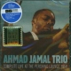Jamal, Ahmad -trio- Live At the Pershing Loun
