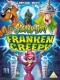 Children DVD Scooby Doo Frankencreepy