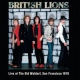 British Lions Live At the Old Waldorf