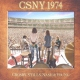 Crosby, Stills & Nash Csny 1974 (3cd+dvd)